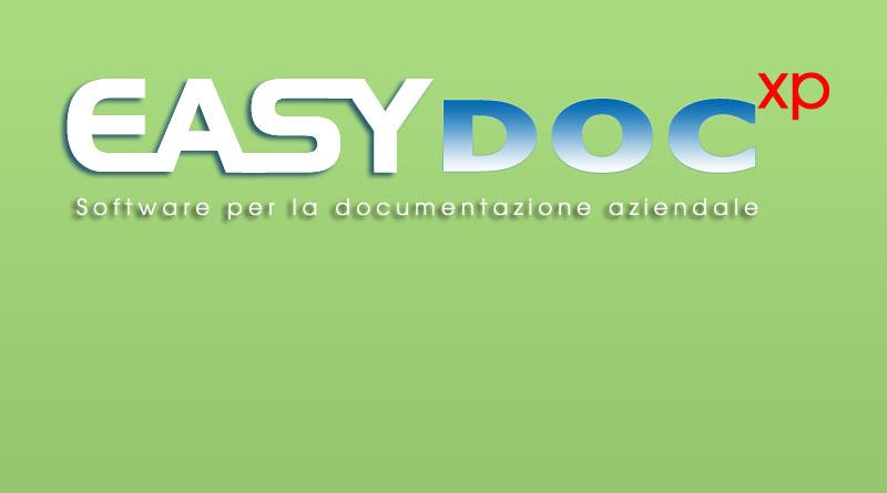 Aggiornamento EasyDoc XP 2.5.0.1